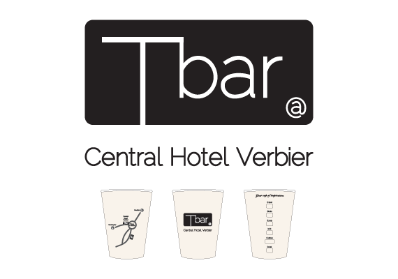 The T Bar and the Central Hotel Verbier is located in Place Centrale, Verbier.